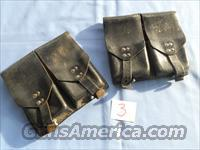FAL  STG58 AUSTRIAN ARMY LEATHER MAG POUCH