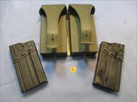 HK G3 GERMAN STEEL MAGAZINES (2-PK) WITH RUBBER MAG POUCH