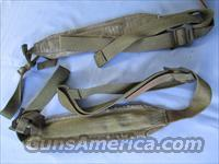 PADDED WEAPON SLING..... CARRY SLING  2 PK