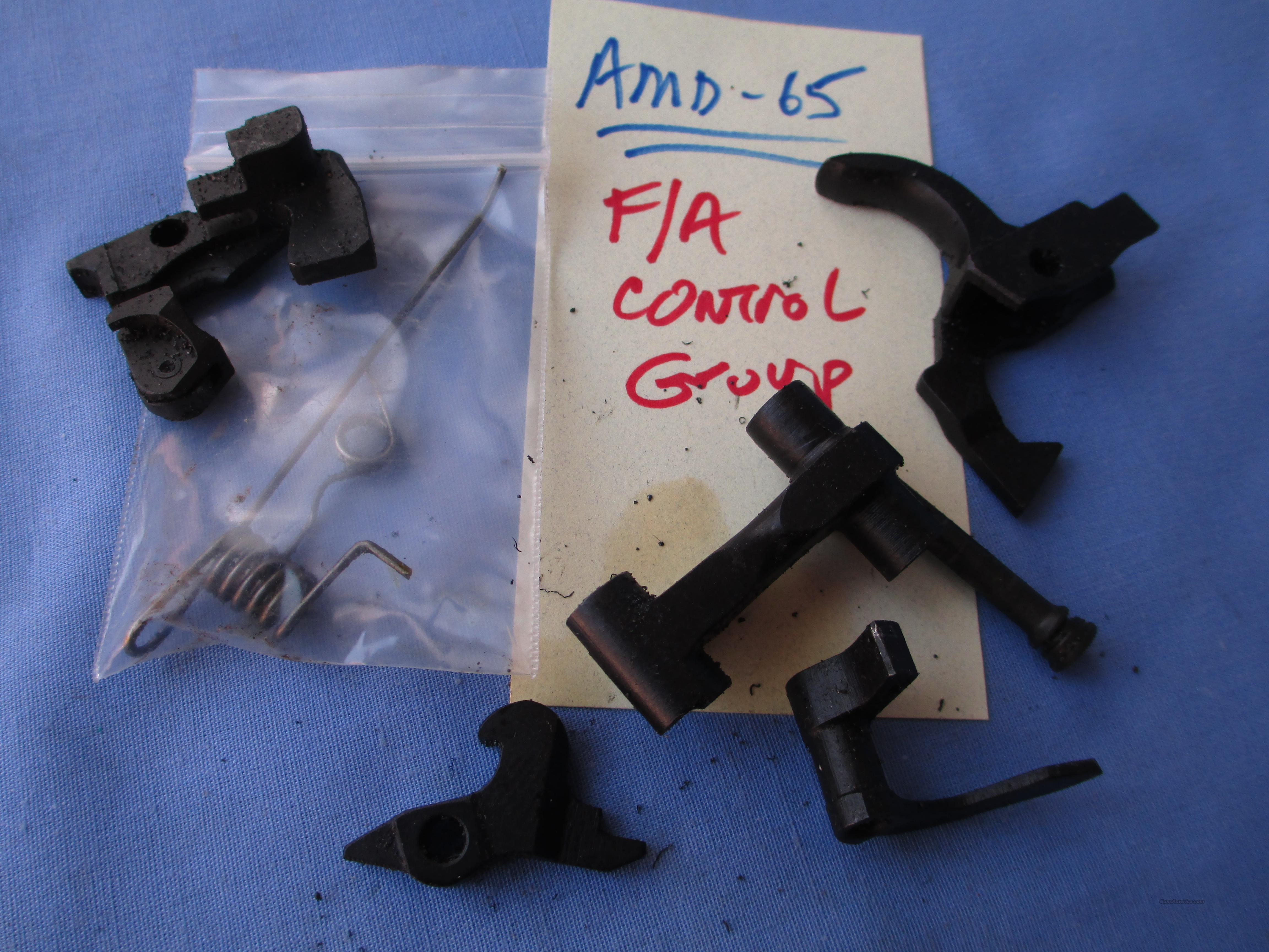 AK47 AMD 65 Full Auto Fire Control Group Set for sale