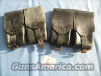 FAL STG 58 AUSTRIAN ARMY LEATHER MAG POUCH