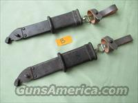 AK-47 EAST GERMAN SCABBARD