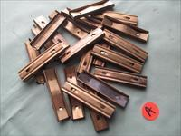 "SPANISH STRIPPER CLIPS ( 18 pack...) marked with "" T "" in Oval...."