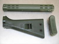 HK / G3 - FMP SLIM LINE HANDGUARD & WEST GERMAN STOCK...SET