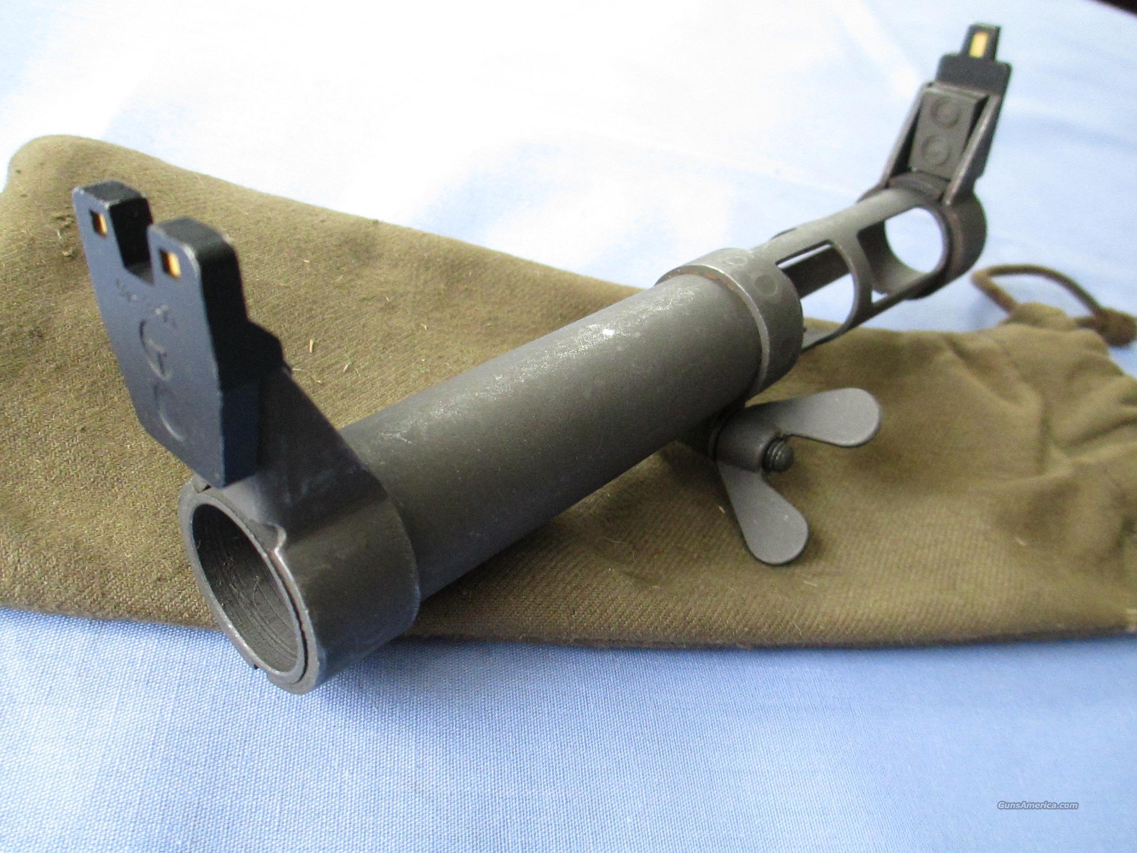 MAS 49/56 RifleNight Sight French