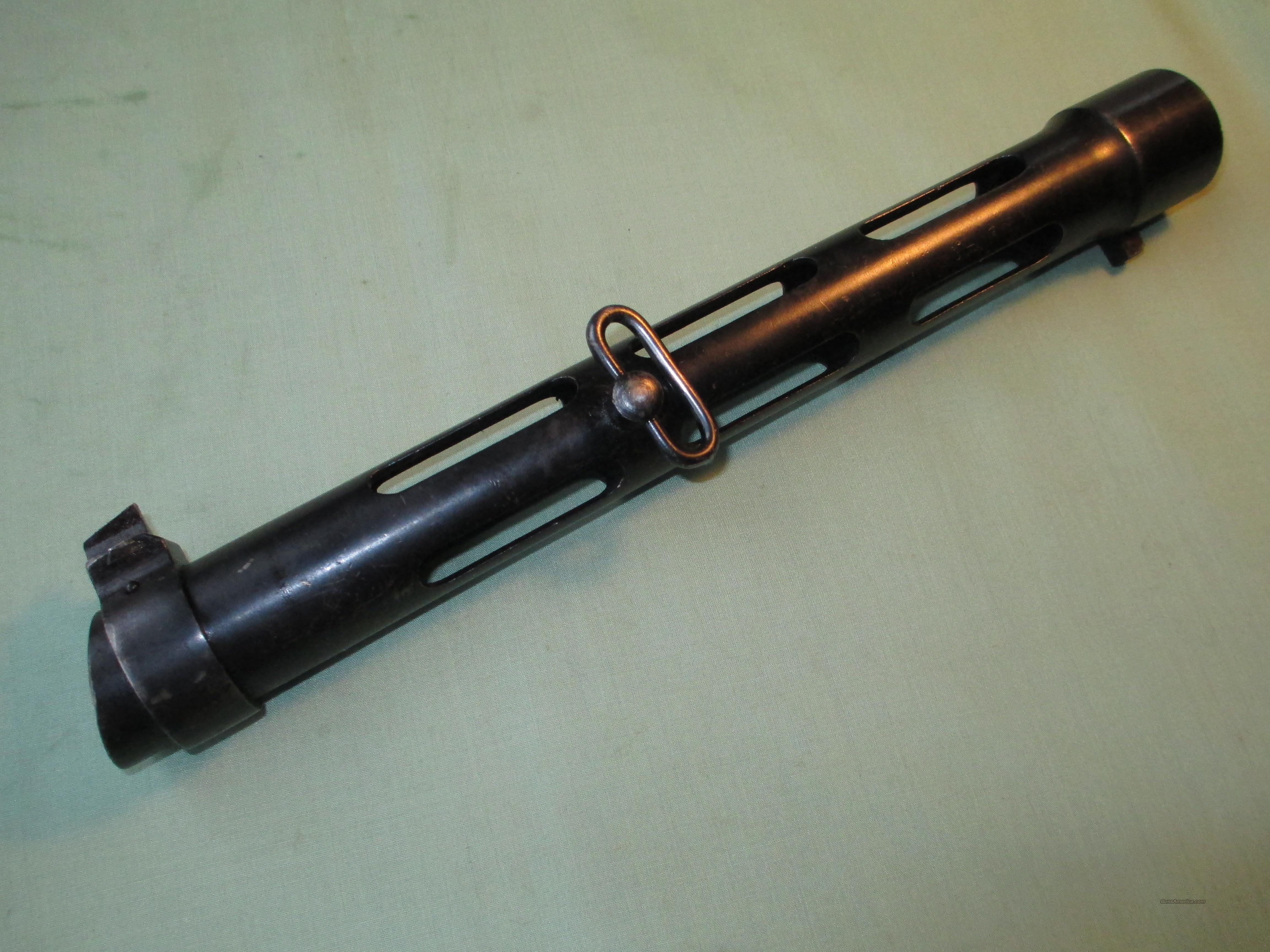 Wwii Finnish Suomi Kp 31 M31 M 31 Barrel Shroud For Sale