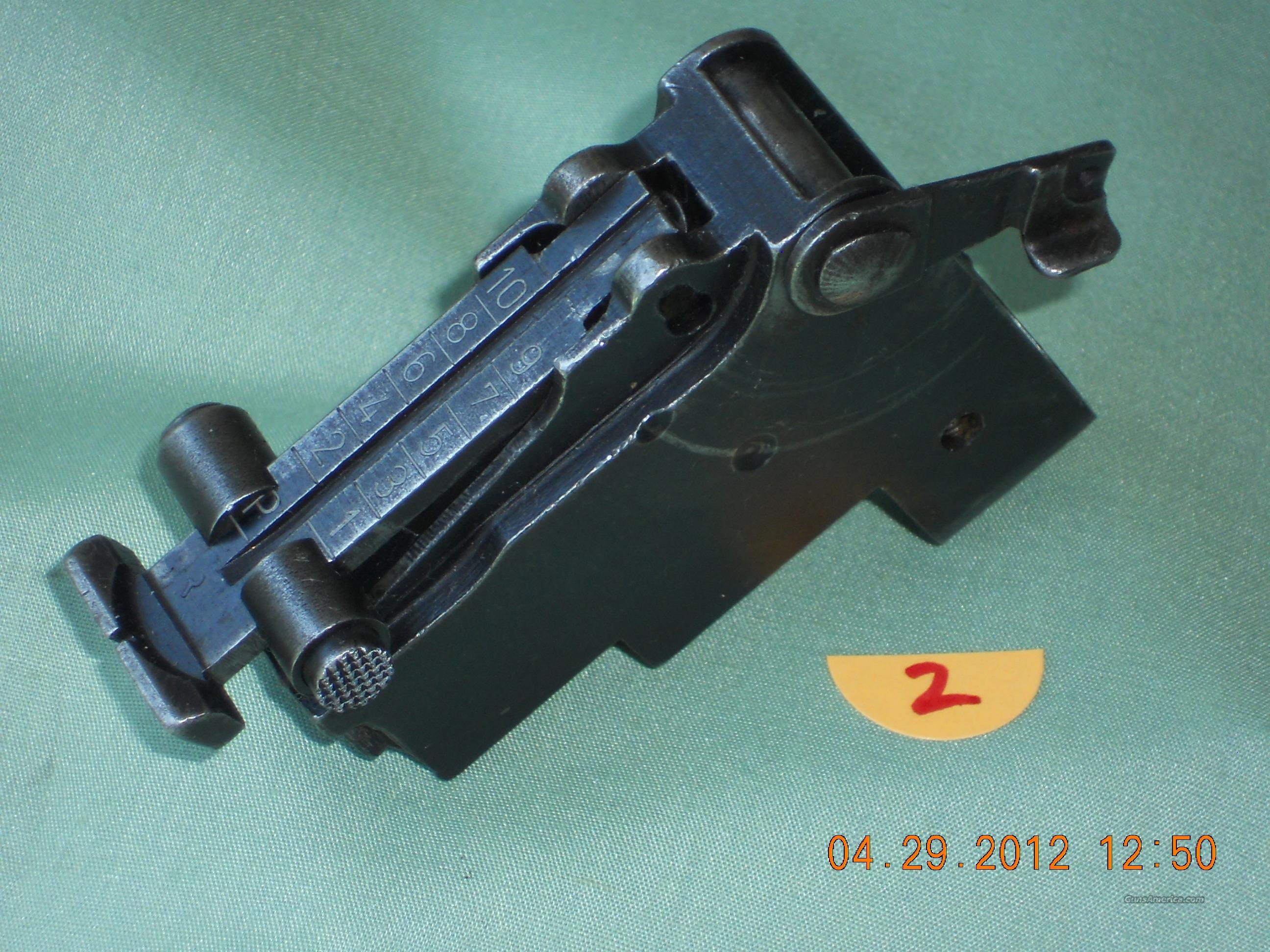 AK-47 ROMANIAN REAR SIGHT ASSEMBLY