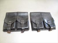 FAL AUSTRIAN STG58 STG-58  ARMY LEATHER MAG POUCH