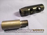 AMD - 65 BARREL EXTENTION WITH ORIG. MUZZLE BREAK