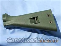 HK/G3 WEST GERMAN BUTTSTOCK TROPICAL GREEN