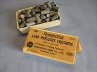 REMINGTON LEAD PRESSURE CRUSHERS