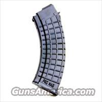 Five (5) AK-47 30rd 7.62x39mm AK-A1 Magazines - FITS ALL AK-47s EXCEPT SAIGA