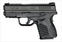"SPRINGXDS-9 3.3"" 9MM SUBCOMPACT PISTOL"