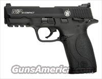 S&W M&P 22 COMPACT PISTOL W/THREADED BARREL