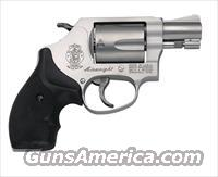 S&W 637 CHIEFS SPECIAL AIRWEIGHT REV.