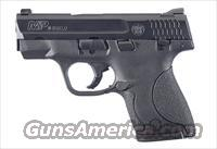 S&W M&P SHIELD 9MM SUBCOMPACT PISTOL