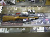RUGER RANCH MINI 14 SEMI-AUTO RIFLE IN 223, MADE AT SOUTHPORT,CONN. PLANT