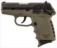 SCCY INDUSTRIES CPX1CBDE COMPACT 9MM PISTOL