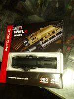 INFORCE WMLX GEN II 800 LUMENS BLACK WEAPON LIGHT