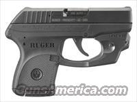 RUGER 03718 LCP 380 WITH LASERMAX