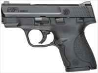 S&W M&P SHIELD COMPACT 9MM PISTOL