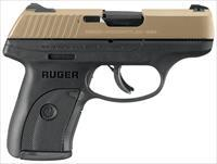 RUGER GOLD LC9 PRO 9MM PISTOL