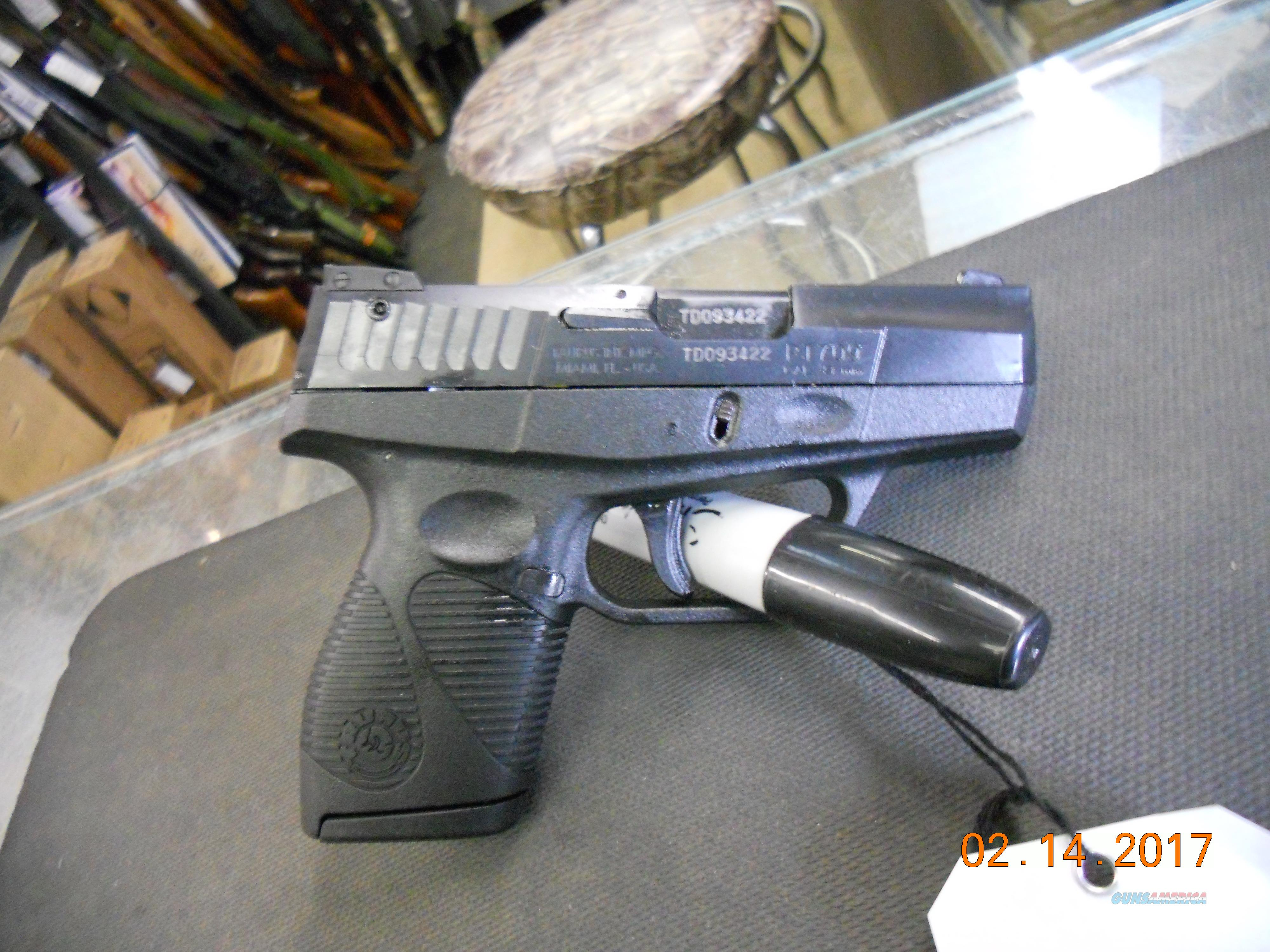 709 slim 9mm pistol -  Userimages 141323 993671444 9754867 Jpg Description This Is A Taurus 709 Slim 9mm