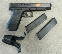 Glock 35 .40 S&W, 3 Mags