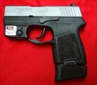 Pre-Owned Sig Sauer P290RS 9mm with Laser