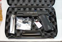 LIKE NEW COLT/WALTHER/UMAREX 1911 GOLD CUP TROPHY IN 22LR