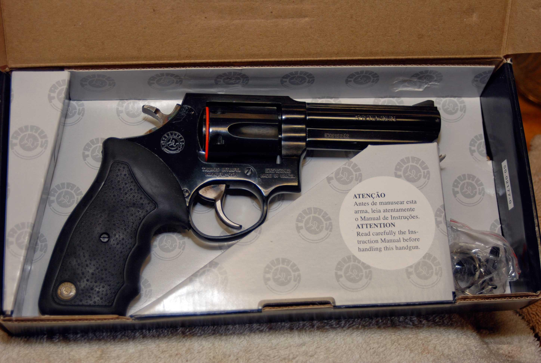 Taurus Model 65 Revolver  357 Magnum