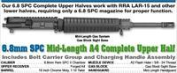 NEW Rock River Arms 6.8 SPC Mid-Length A4 Complete Upper Half
