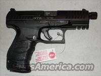 Walther PPQ M2 NAVY SD Threaded Barrel 9mm New!