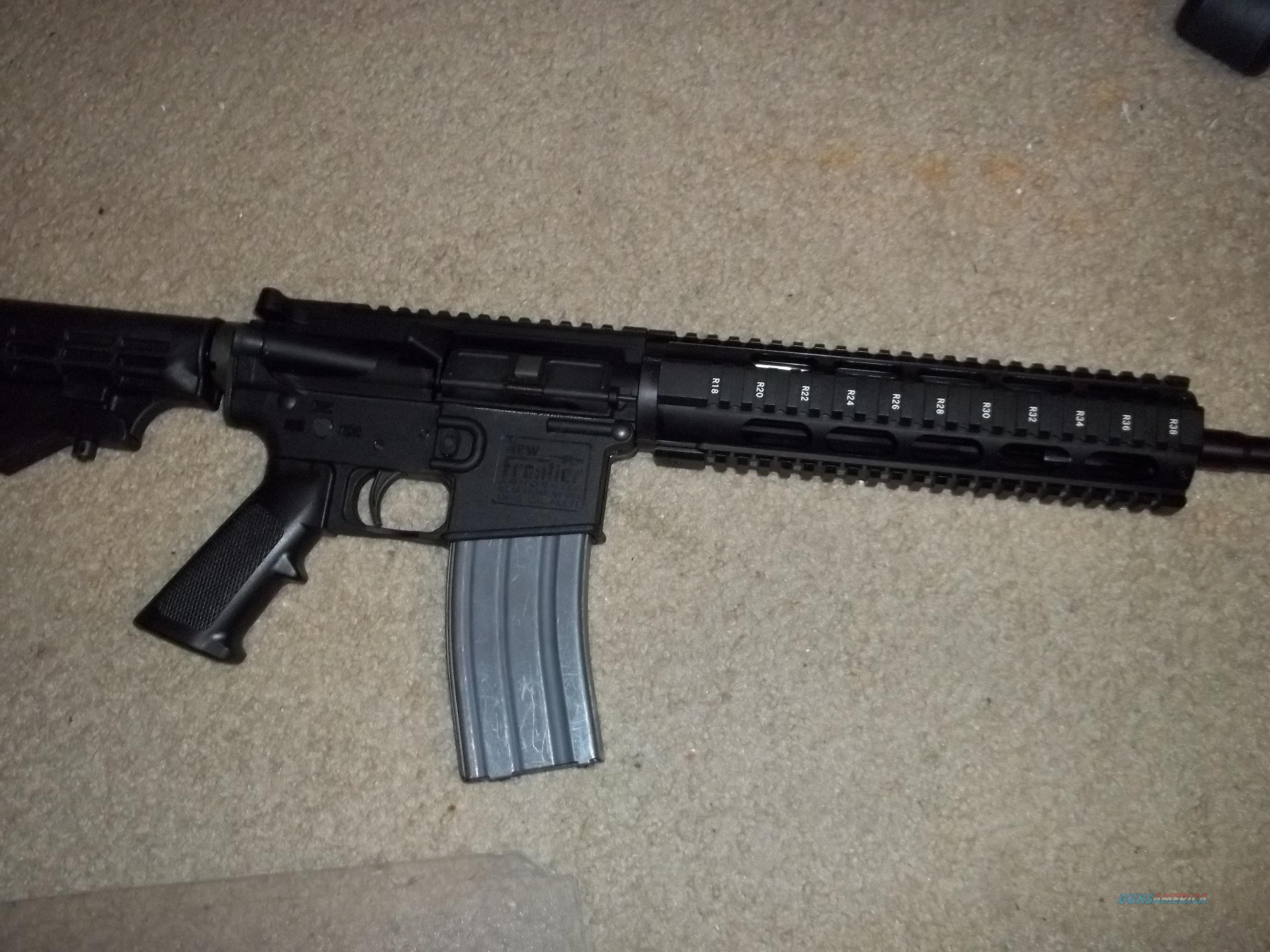 Hardened Arms AR 15 Quad Rail 556 Nato Guns Rifles