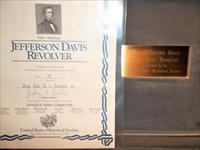 Jefferson Davis Commemorative 1851 Navy