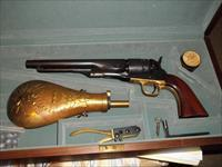 Colt Model 1860 Army .44cal w/Accessiories