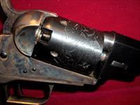 Colt 1848 Baby Dragoon Revolver 2nd Gen w/accessories