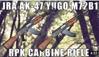 JRA Yugo Ak47 M72B1