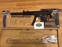 HK MP5 in .22LR w/ 25 rnd Hi-cap magazine **Closeout Sale** New in Box