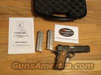 1911 A1 Citadel 9mm FSP Legacy Sports International New in Case