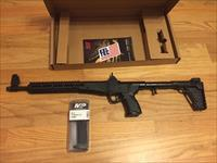 Kel-Tec Sub 2000 in .40S&W Gen 2 uses S&W M&P .40 magazines (two 15+1 round mags)  Black Sub 2000 M&P 40 New in box (no card fees added at Deals on Guns)
