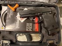 Sig Sauer P938 9mm with Sig night sights Sig 938 new in box (no card fees added )