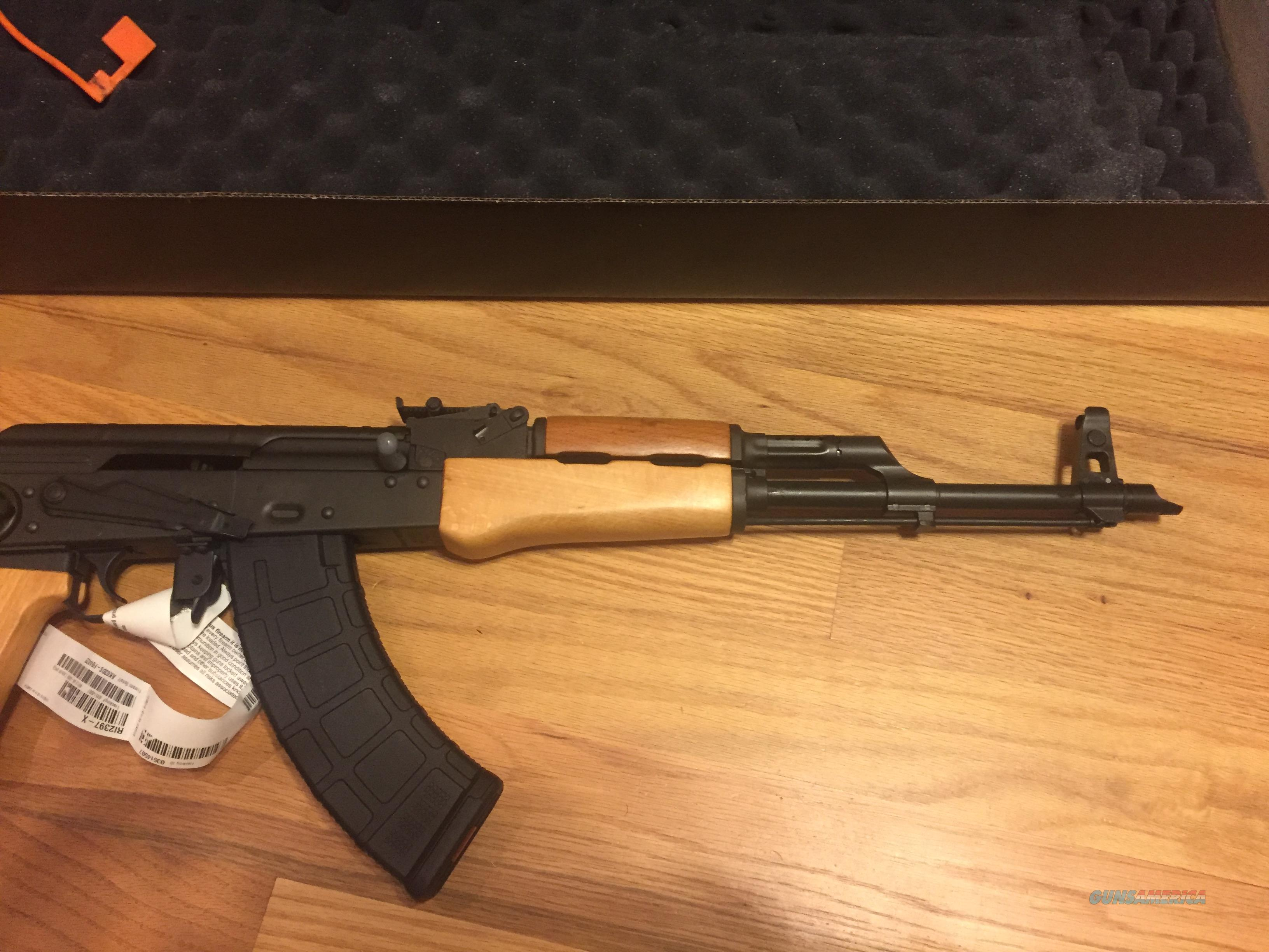 AK47 in 7.62x39mm Century Arms AK63DS Underfold... for sale