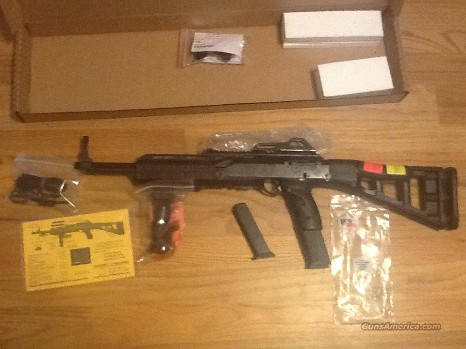 Hi Point 995 9mm Carbine 995FGTS Lifetime Warranty New in box