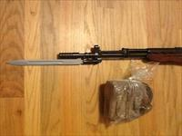 SKS M59/66A1 in  7.62x39mm (AK47 round) from Zastava Yugoslavia with bayonet and extras 59/66 in box.