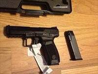 TP9 SF Canik by Century Arms International (CAI)  9mm Black w/two 18rnd mags TP-9 New in Case