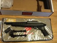 Ruger 10/22 Charger Pistol .22LR w/bipod and threaded barrel New in Box