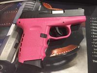 SCCY CPX2 CBPK (Pink Frame Black slide) 9mm semi-auto New in box