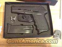 SCCY 9mm CPX2 Carbon Black stainless New in box