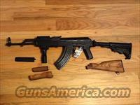 AK47 Century Arms Converted Tactical Romanian WASR 10/63 in 7.62x39mm New in box